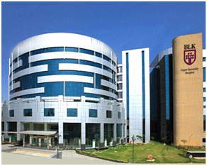 BLK Hospital, Delhi – tertiary care hospital for baby delivery