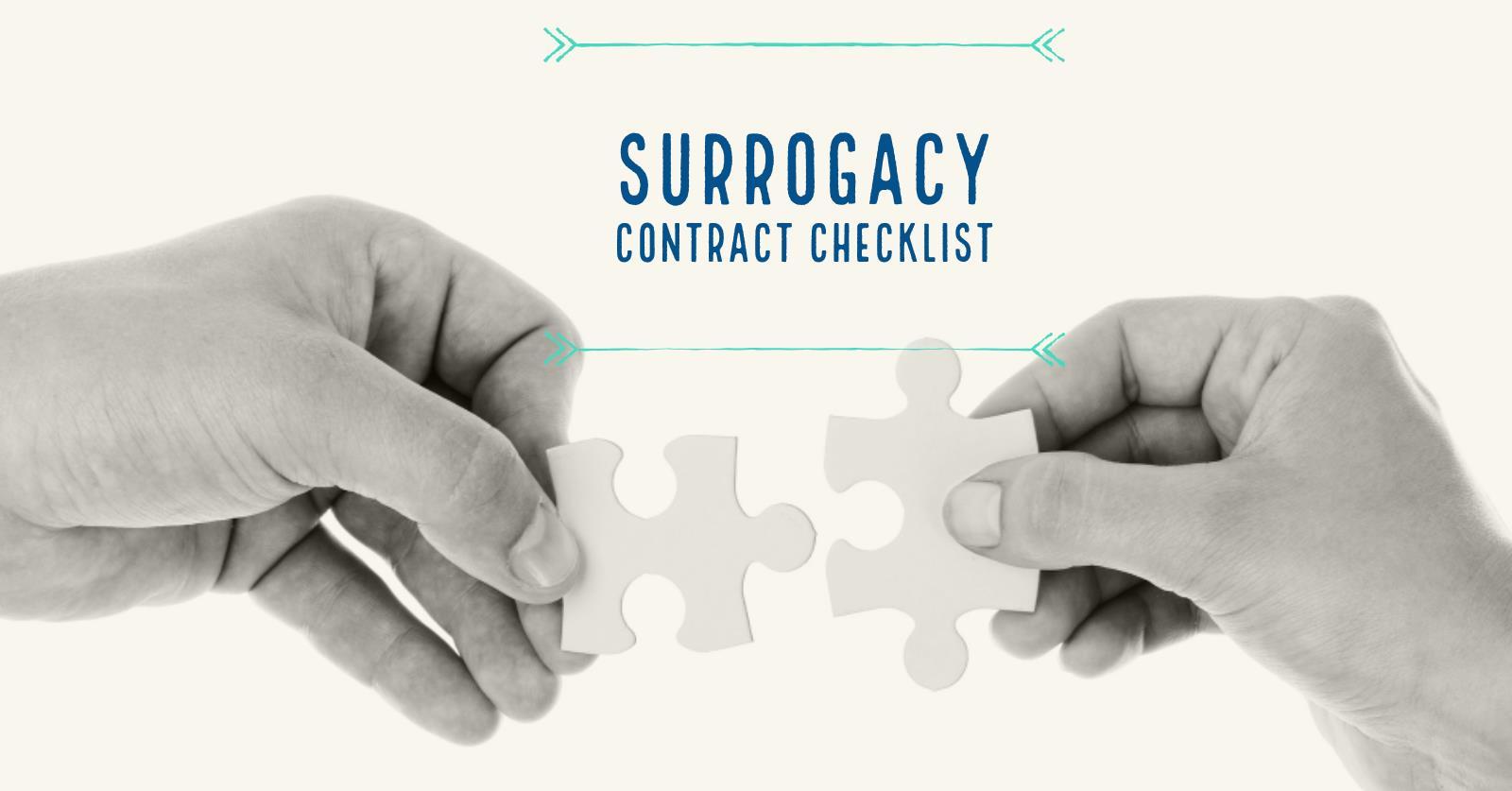 Surrogacy Agreements india
