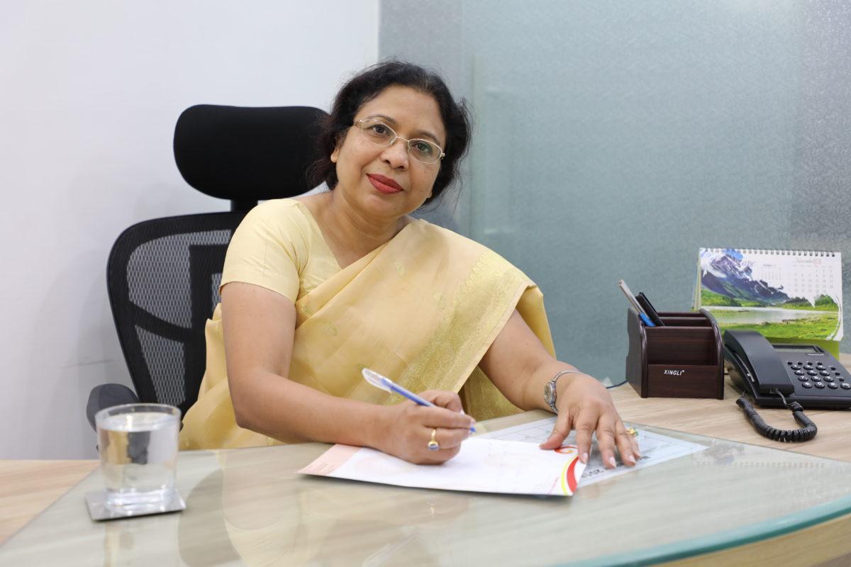 Dr Nalini Gupta